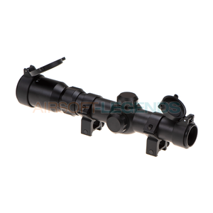 Aim-O Aim-O 1-4x24 Tactical Scope Black