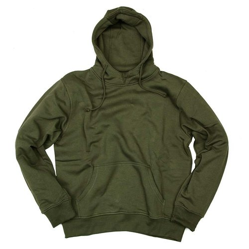 Kosumo Kosumo Hooded Contractor Style Sweater OD