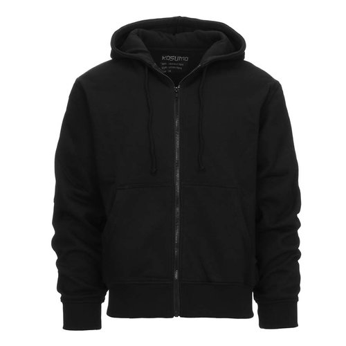 Kosumo Kosumo Hooded Sweater with zipper