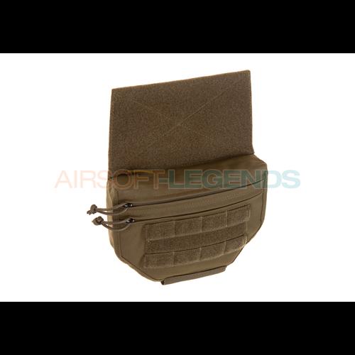 Warrior Assault Systems Warrior Assault Drop Down Velcro Utility Pouch Ranger Green