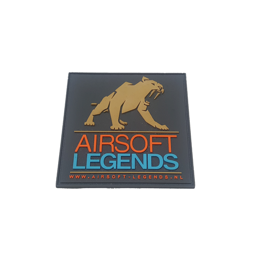 Airsoft-Legends Airsoft-Legends Logo Patch