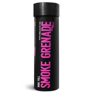 Enola Gaye Enola Gaye WP40 Pink Smoke Grenade