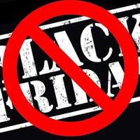 Wij doen NIET mee met Black Friday!!!