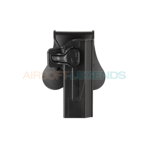 Amomax Amomax Paddle Holster for WE / TM Hi-Capa Black
