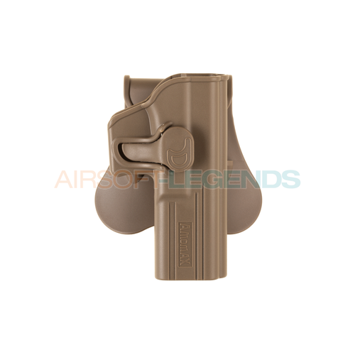 Amomax Amomax Paddle Holster for G17 / KWA ATP / APS ACP Tan