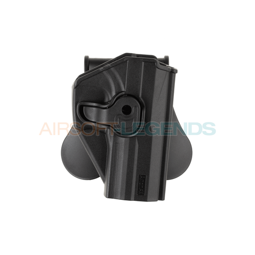 Amomax Amomax Paddle Holster for KWA USP / USP Compact Black