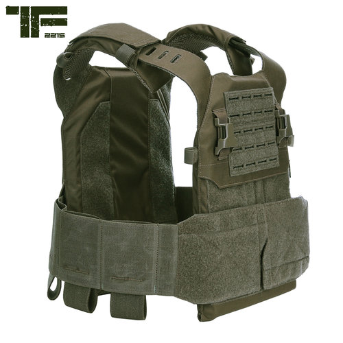 Task Force-2215 Task Force-2215 Modular Vest Ranger Green
