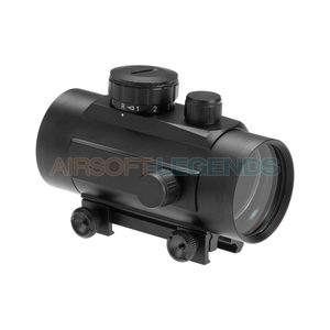Aim-O 1x40 Red Dot Sight Black
