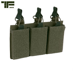 Task Force-2215 Task Force-2215 Triple M4 Pouch Ranger Green
