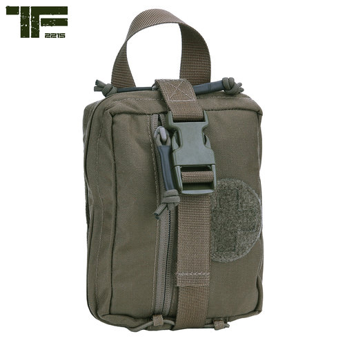 Task Force-2215 Task Force-2215 Medic Pouch Large Ranger Green