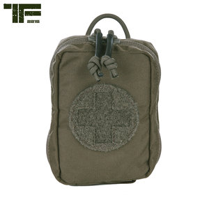 Task Force-2215 Task Force-2215 Medic Pouch Small Hook and Loop Ranger Green