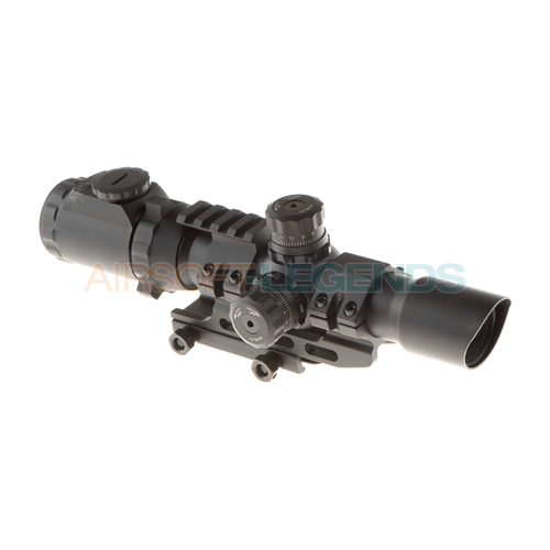 Trinity Force Trinity Force Assault Optic 1-4x28 Mil Dot