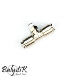 "Balystik BalystiK ""Y""Shape Elbow 1/8 Male 8mm macroline"