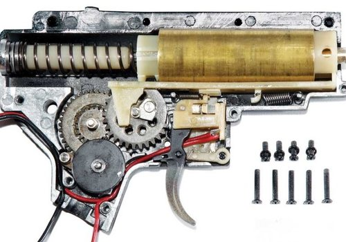 AEG parts