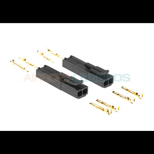 Prometheus Prometheus Gold Pin Connector Set Mini Connector
