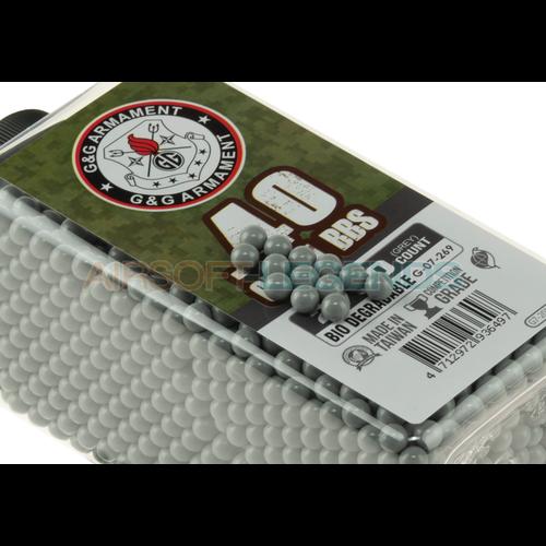 G&G G&G 0.40g Bio Precision 2700rds Grey