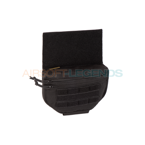 Warrior Assault Systems Warrior Assault Drop Down Velcro Utility Pouch Black