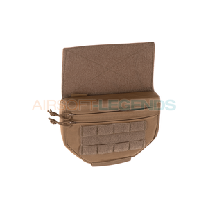 Warrior Assault Systems Warrior Assault Drop Down Velcro Utility Pouch Coyote