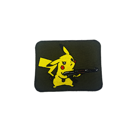 Legendary Legendary Tactical Pikachu Patch