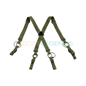 Invader Gear Low Drag Suspender OD Green