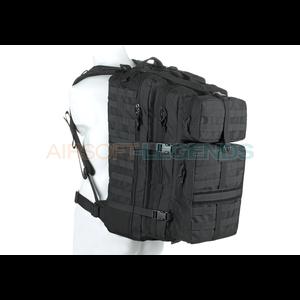 Invader Gear Invader Gear Mod 3 Day Backpack Black