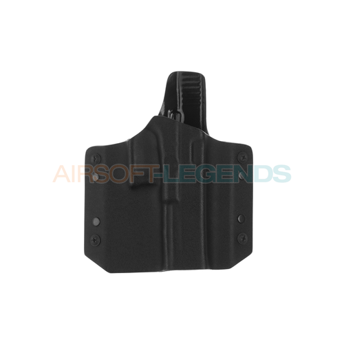 Warrior Assault Systems Warrior Assault ARES Kydex Holster for Glock 17/19 Black