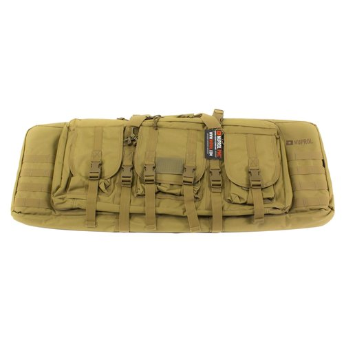 NUPROL Nuprol PMC Deluxe Soft Rifle Bag 36inch Tan