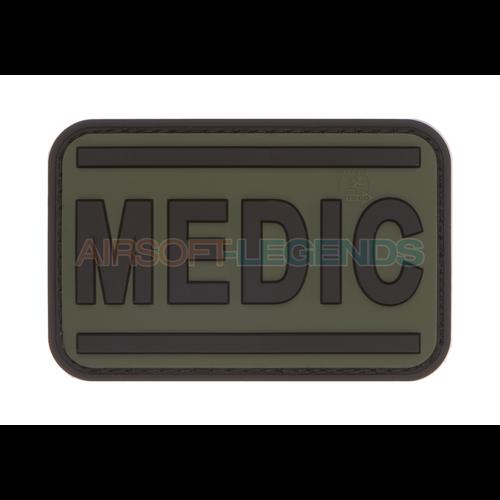 JTG Medic Rubber Patch OD