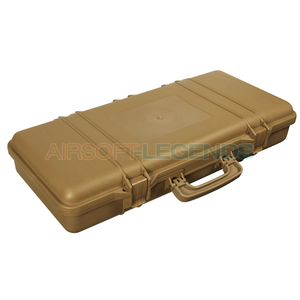 SRC 68.5 cm SMG Hard Case Tan