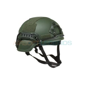 Emerson Emerson ACH MICH 2000 Helmet Special Action OD