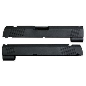 Guarder Guarder Aluminum Slide for Marui Hi-Capa 4.3 - Blank (Black)