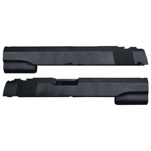 Guarder Guarder Aluminum Slide for Marui Hi-Capa 5.1 - Blank (Black)