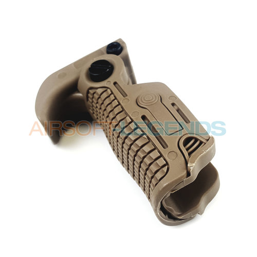 FMA FMA Foldable Grip Dark Earth