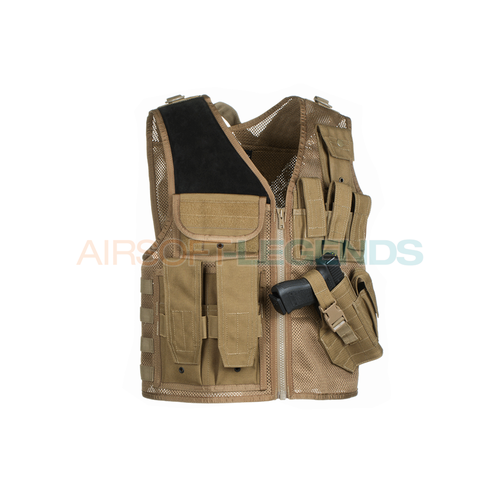 Invader Gear MK.II Crossdraw Vest Coyote