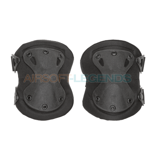 Invader Gear XPD Knee Pads Black