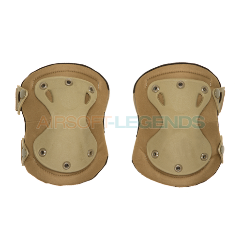 Invader Gear XPD Knee Pads Coyote