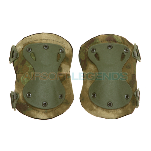Invader Gear XPD Knee Pads Everglade (A-TACS-FG)
