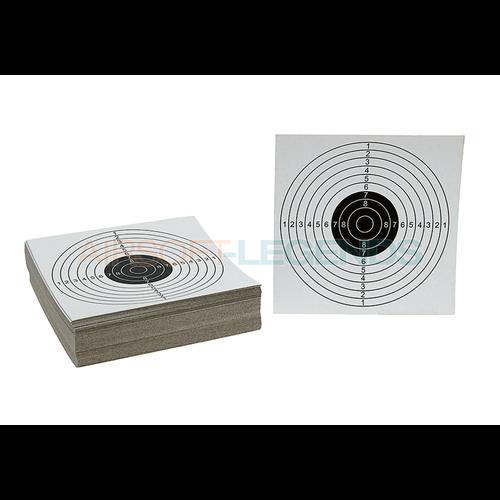 ASG Shooting Target 14x14 cm (100 stuks)