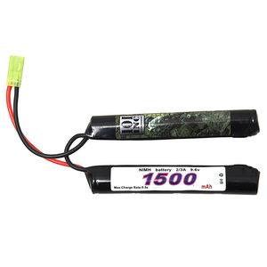 101Inc. 9.6V NIMH -1500 mAh Universal Type