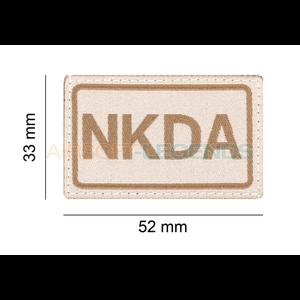 Clawgear NKDA Patch Desert