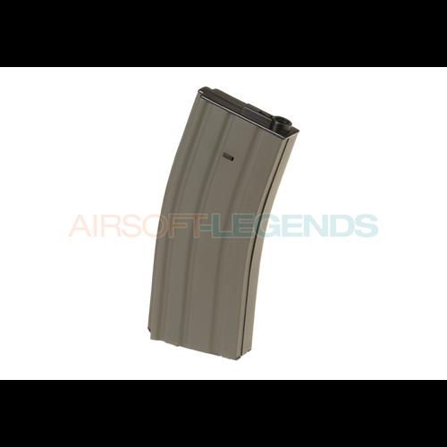 Ares M4 Midcap Magazine 130rds Grey