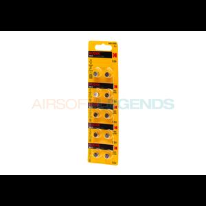 Kodak LR48 / AG5 Batteries (10pcs)