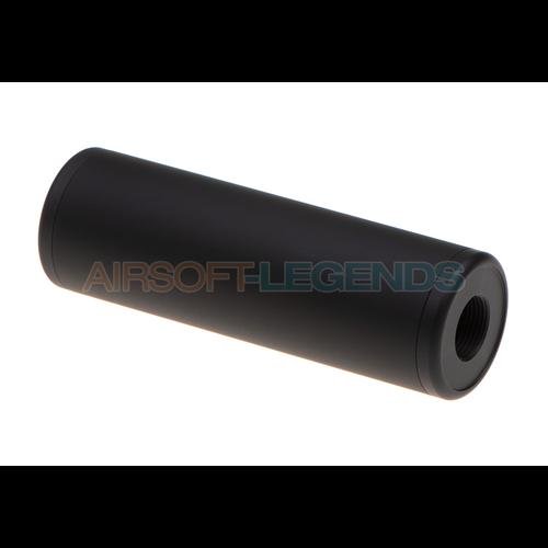 Metal 100x32mm Smooth Silencer