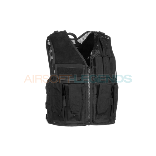 Invader Gear Mission Vest Black