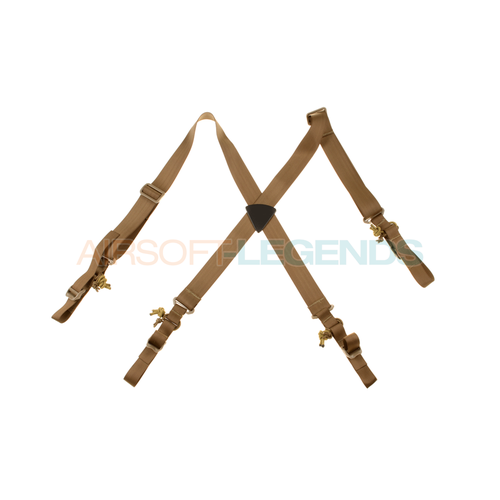 Invader Gear Low Drag Suspender Coyote