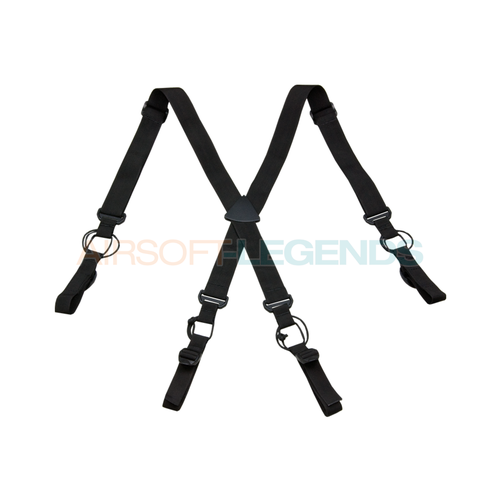 Invader Gear Low Drag Suspender Black