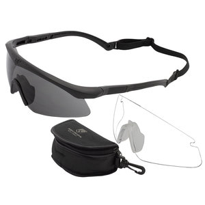 Revision Sawfly Legacy Essential Kit Clear & Smoke Lens