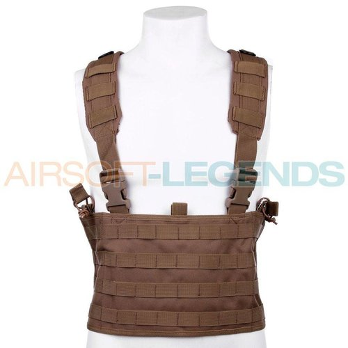 101Inc. Recon Chest Rig Coyote