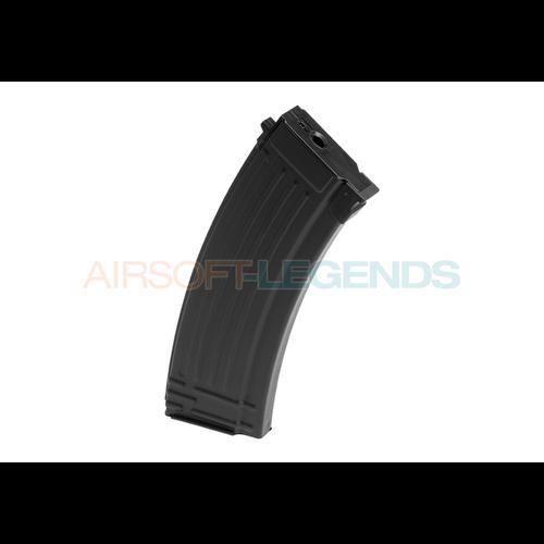 Pirate Arms AK74 Midcap Magazine 140rds Black