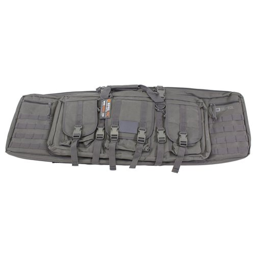 Nuprol PMC DeLuxe Double Rifle Gun Bag 42inch Grey